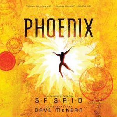 Phoenix Audiobook, by SF Said