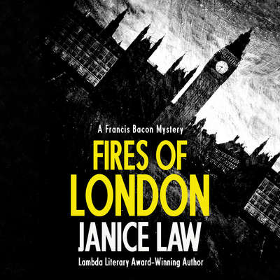 Fires of London Audiobook, by Janice Law