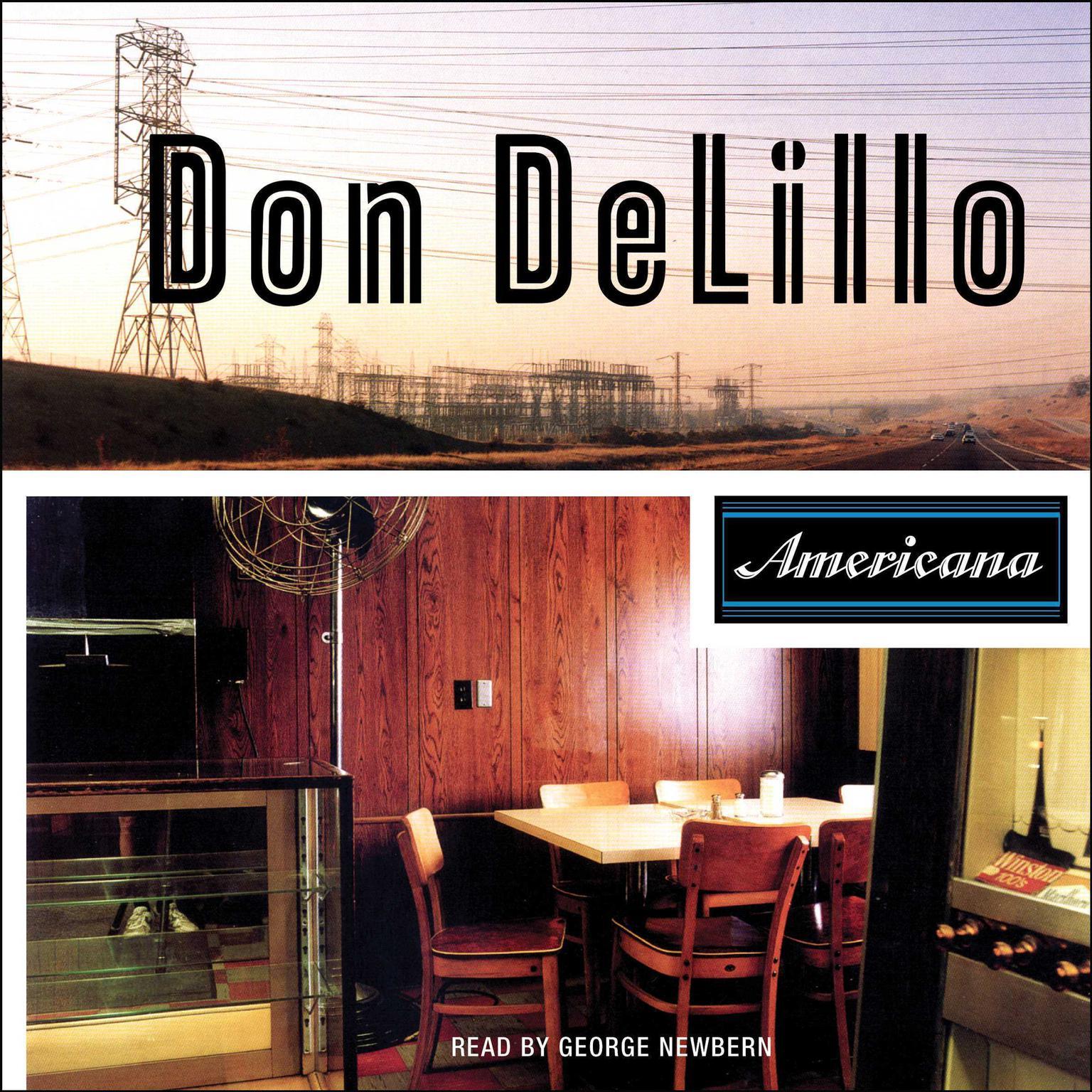 Americana Audiobook, by Don DeLillo