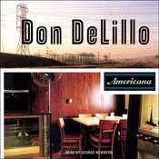 Americana Audiobook, by Don DeLillo