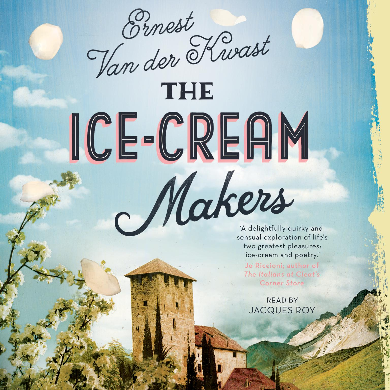 Printable The Ice-Cream Makers: A Novel Audiobook Cover Art
