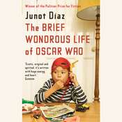 The Brief Wondrous Life of Oscar Wao Audiobook, by Junot Díaz