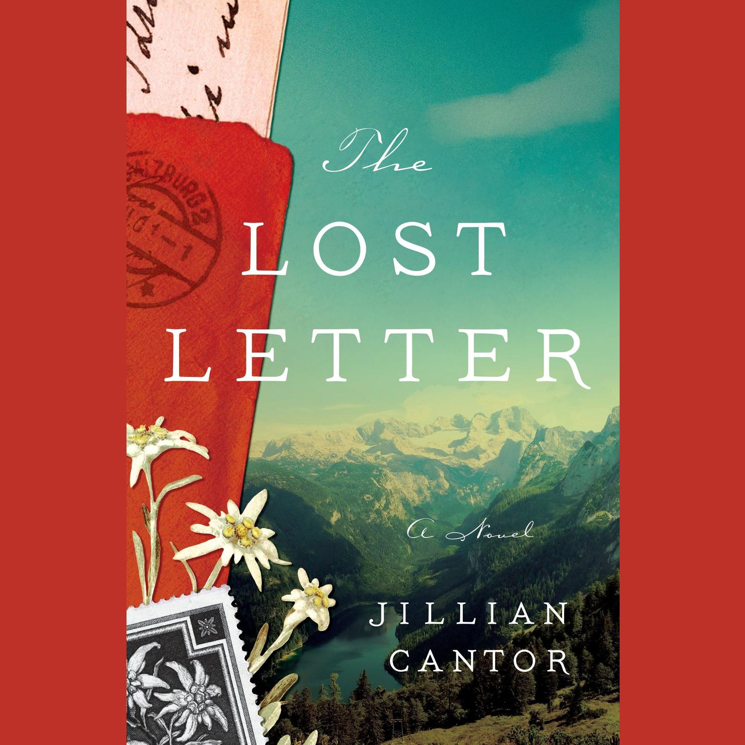 Printable The Lost Letter: A Novel Audiobook Cover Art