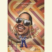 Who is Stevie Wonder? Audiobook, by Jim Gigliotti