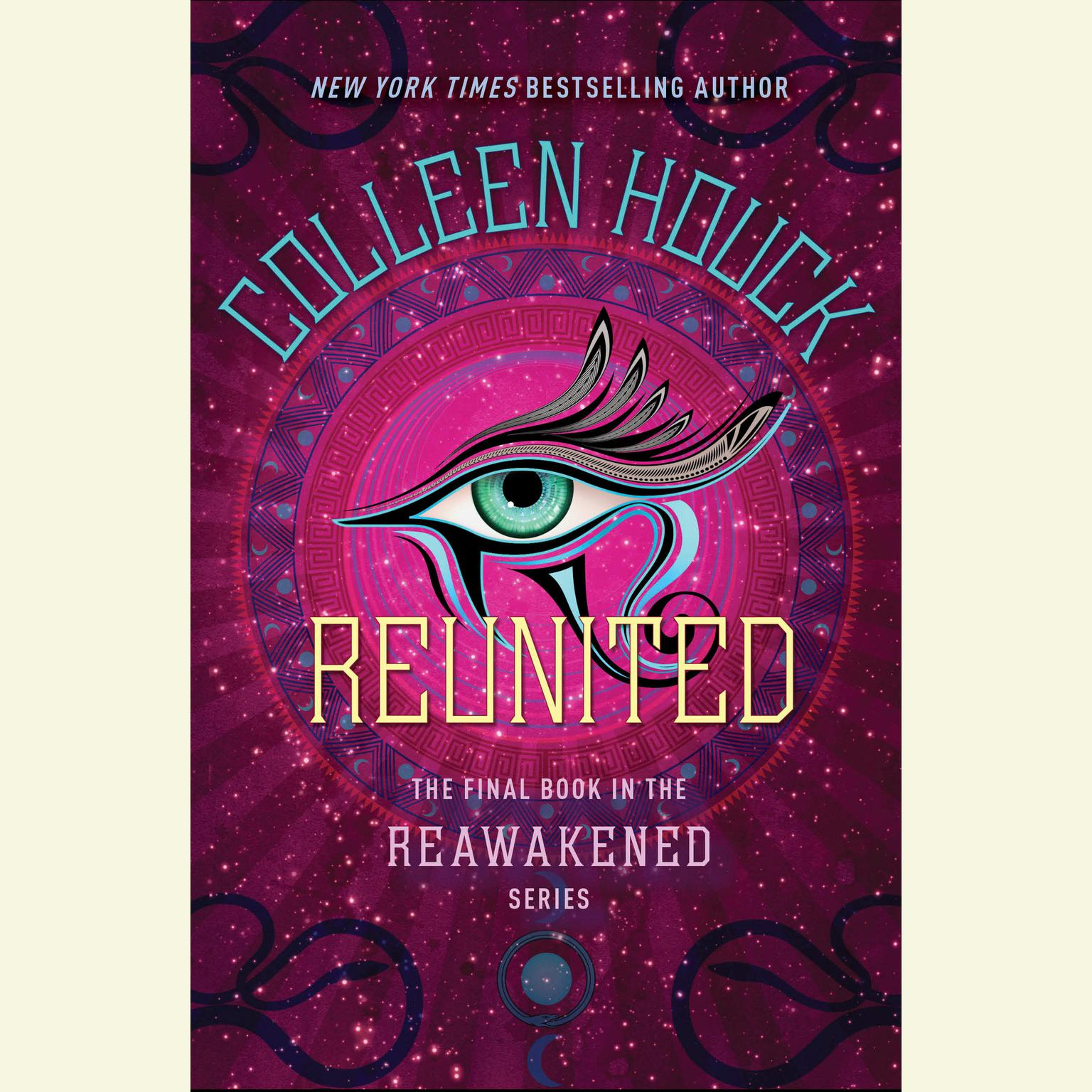 Printable Reunited Audiobook Cover Art