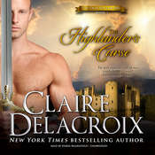 The Highlander's Curse, by Claire  Delacroix