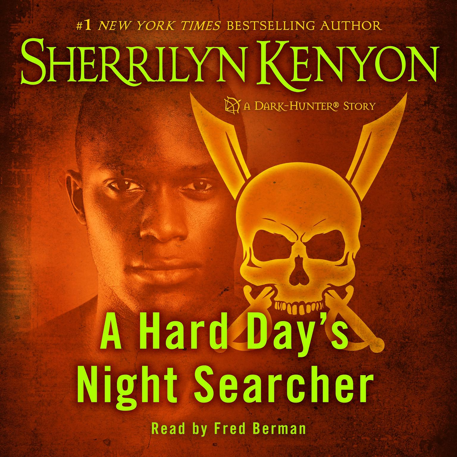 Printable A Hard Day's Night Searcher Audiobook Cover Art