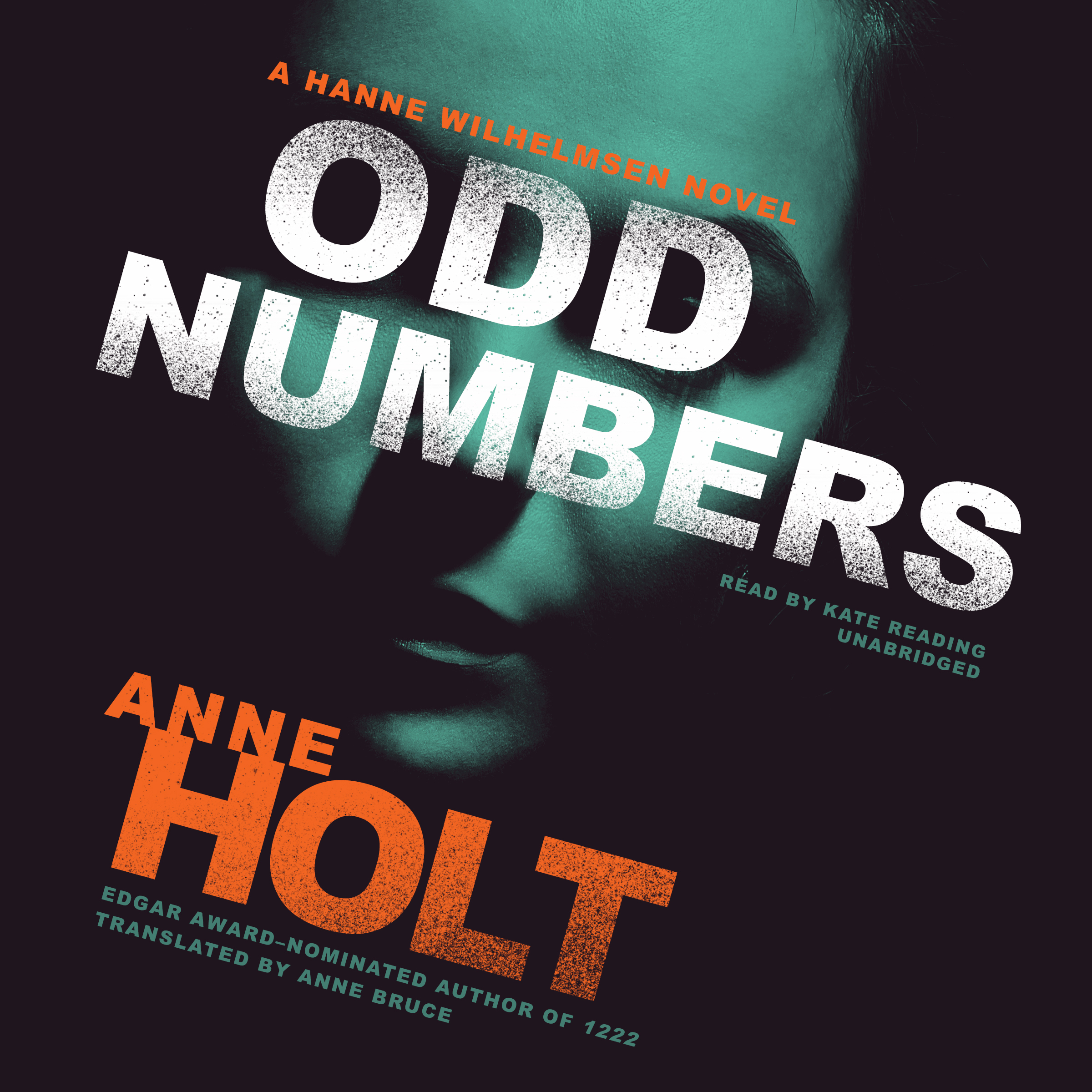 Printable Odd Numbers: A Hanne Wilhelmsen Novel Audiobook Cover Art