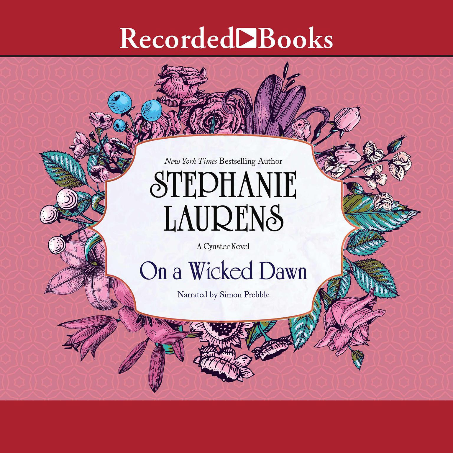 Printable On A Wicked Dawn Audiobook Cover Art