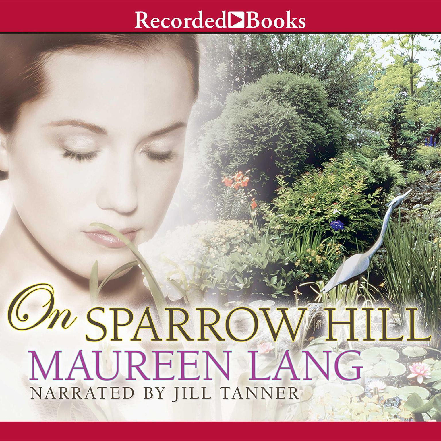 Printable On Sparrow Hill Audiobook Cover Art