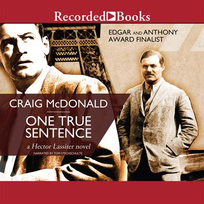 One True Sentence Audiobook, by Craig McDonald