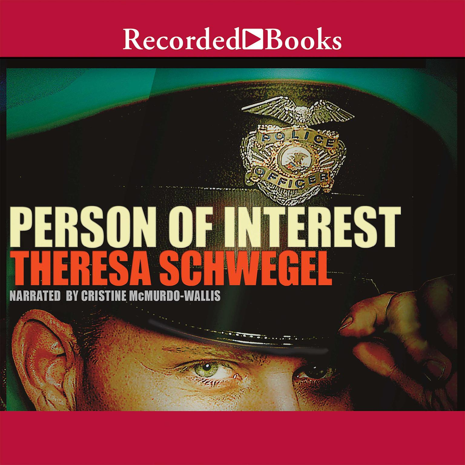 Printable Person of Interest Audiobook Cover Art