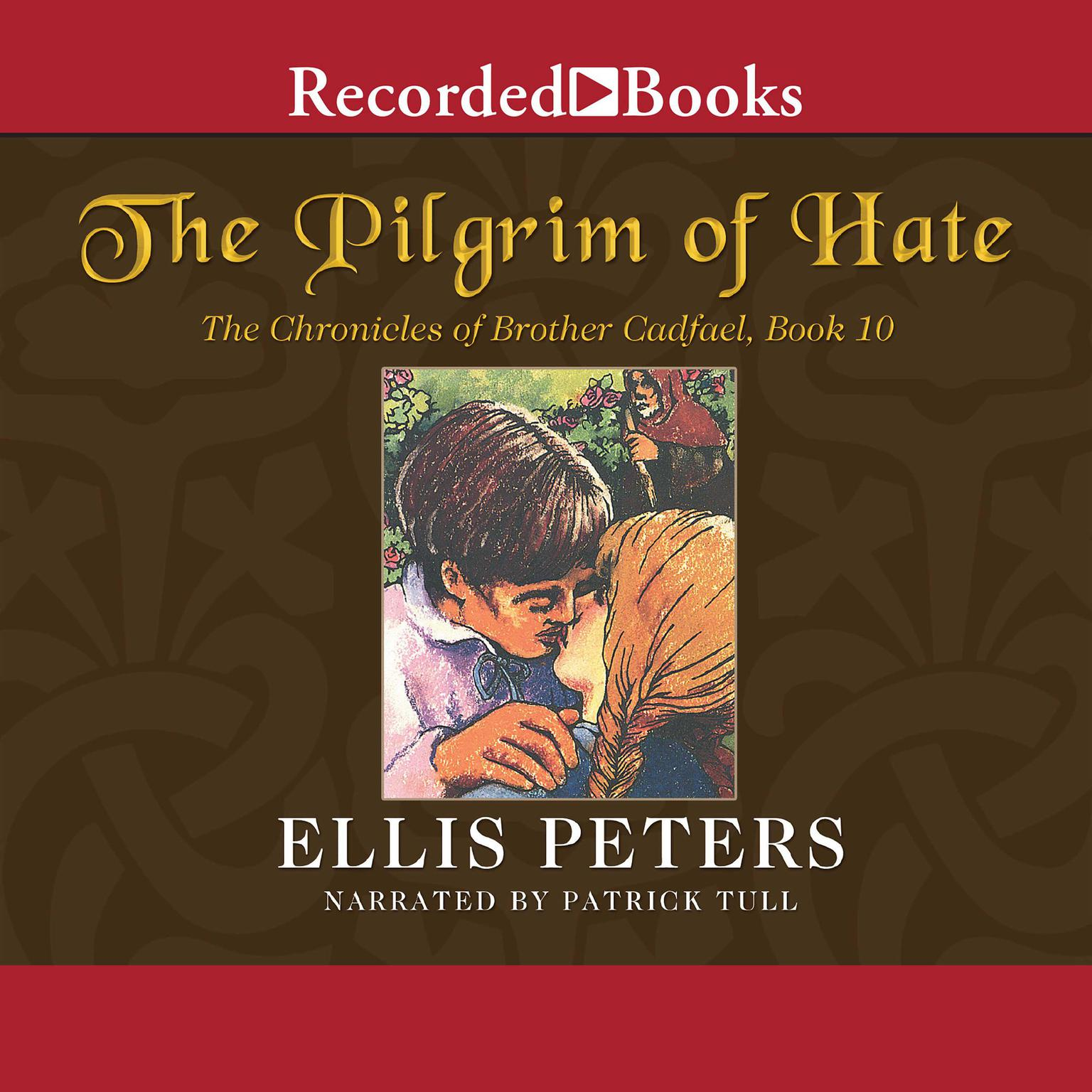 Printable The Pilgrim of Hate Audiobook Cover Art