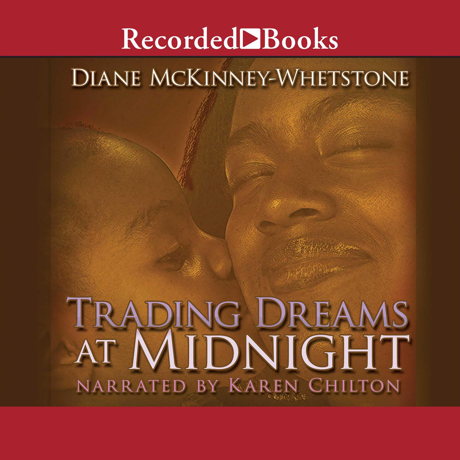 Printable Trading Dreams At Midnight Audiobook Cover Art