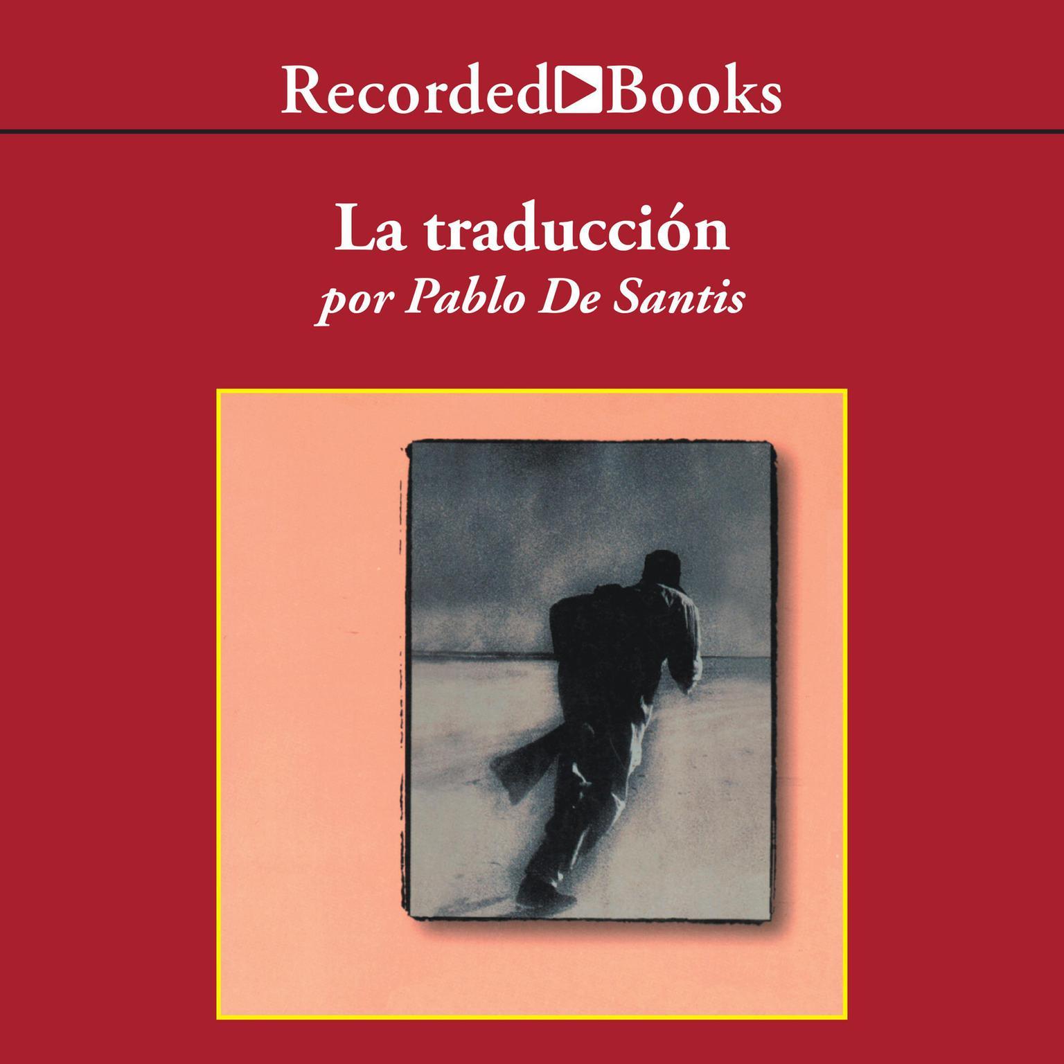 Printable La traducción Audiobook Cover Art
