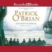 Treasons Harbour, by Patrick O'Brian