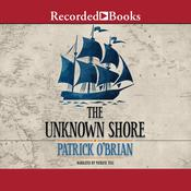 The Unknown Shore Audiobook, by Patrick O'Brian