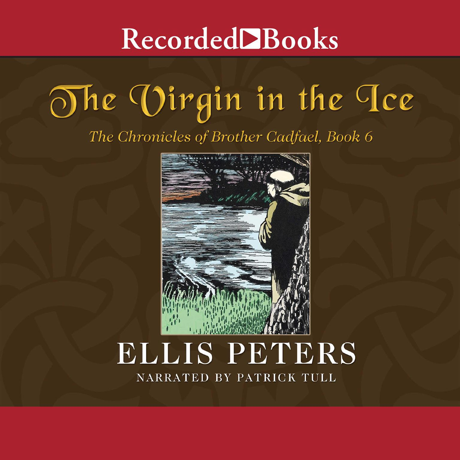Printable The Virgin in the Ice Audiobook Cover Art