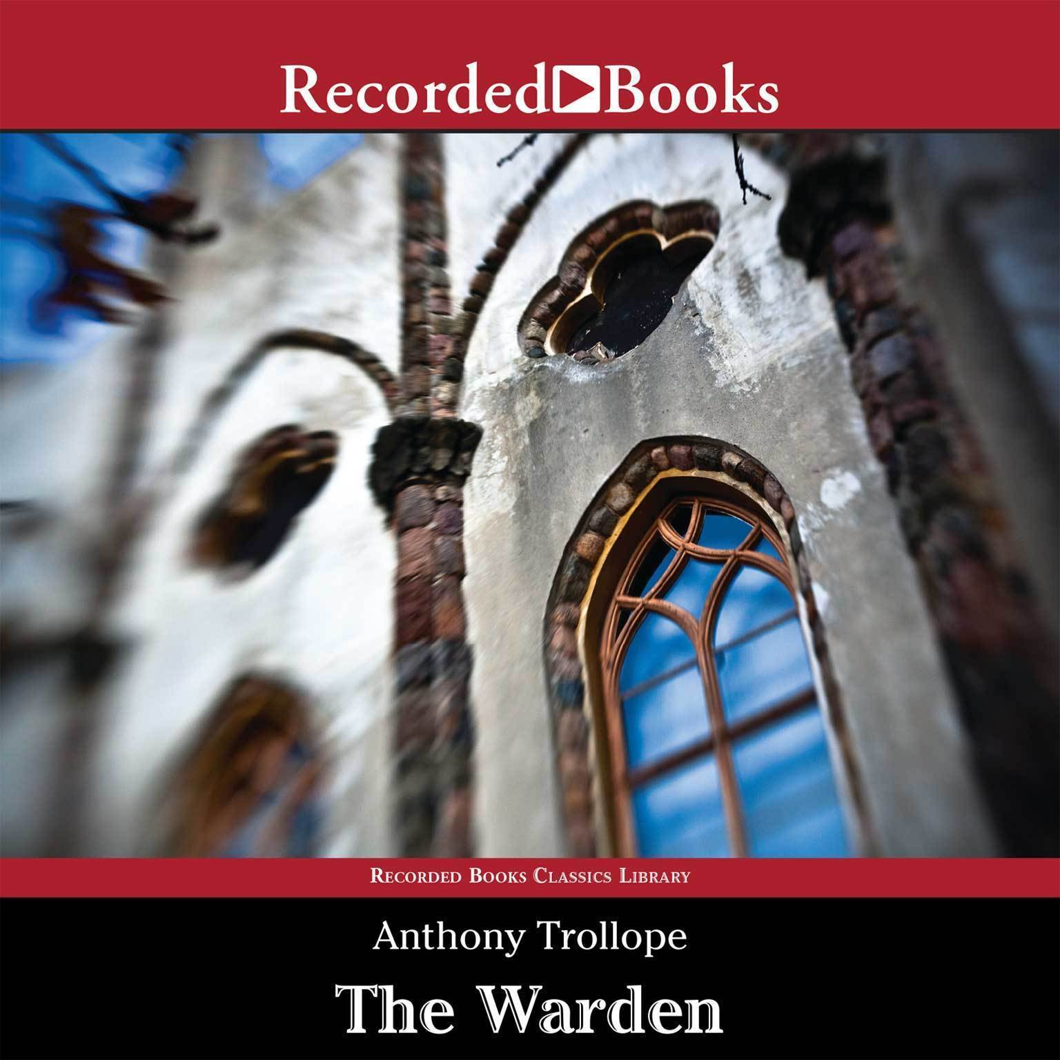 Printable The Warden Audiobook Cover Art