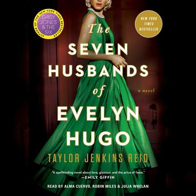 The Seven Husbands of Evelyn Hugo: A Novel Audiobook, by Taylor Jenkins Reid