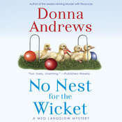 No Nest for the Wicket Audiobook, by Donna Andrews