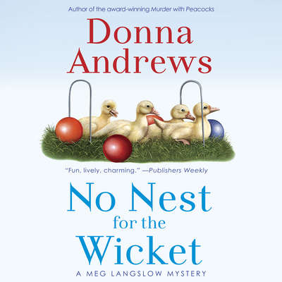 No Nest for the Wicket Audiobook, by
