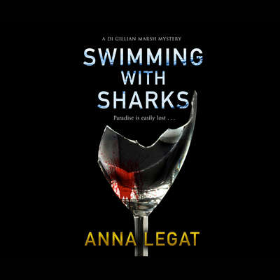 Swimming with Sharks Audiobook, by Anna Legat