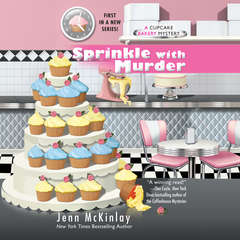 Sprinkle with Murder Audiobook, by Jenn McKinlay