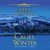 Cruel Winter: A County Cork Mystery, by Sheila Connolly