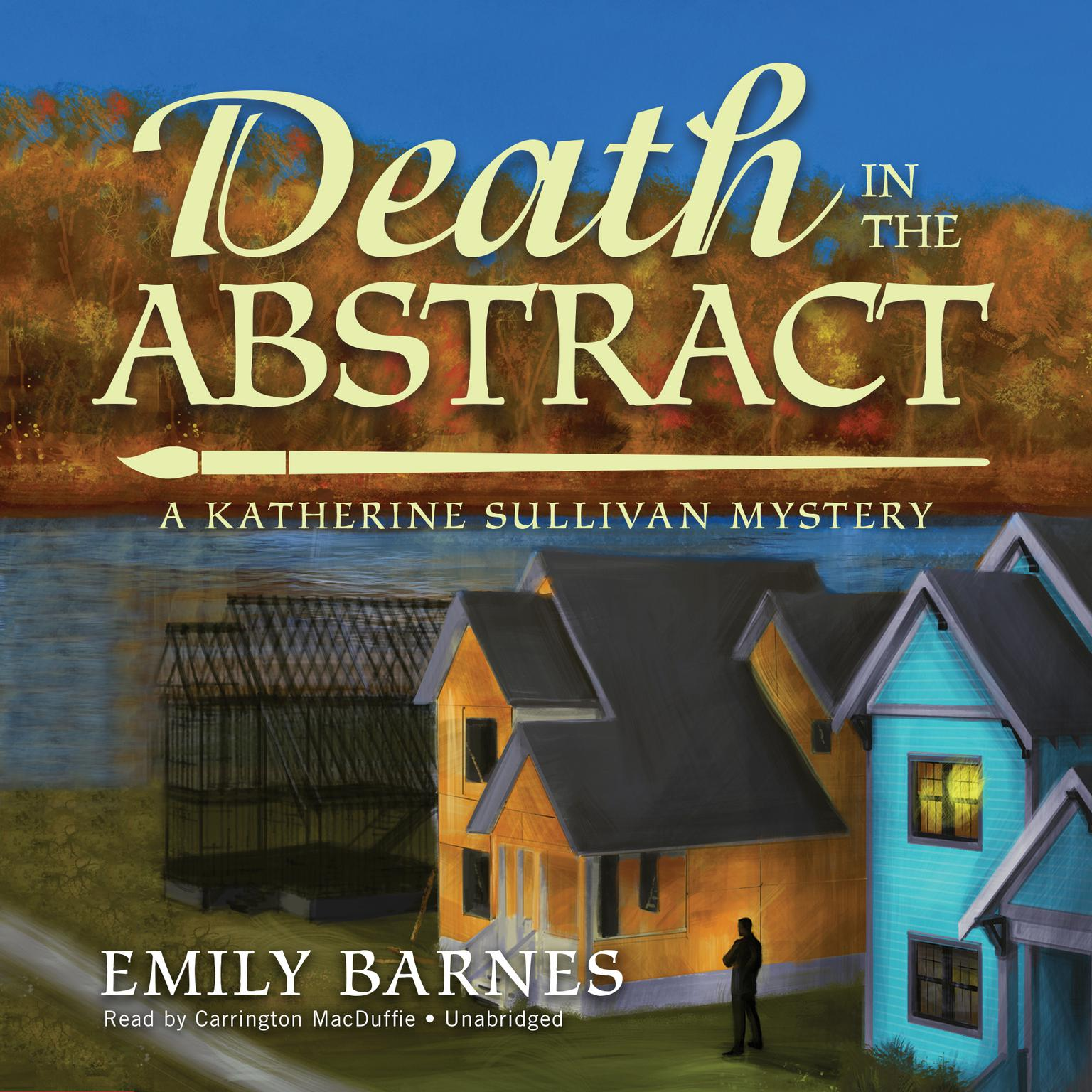 Death in the Abstract: A Katherine Sullivan Mystery Audiobook, by Emily Barnes