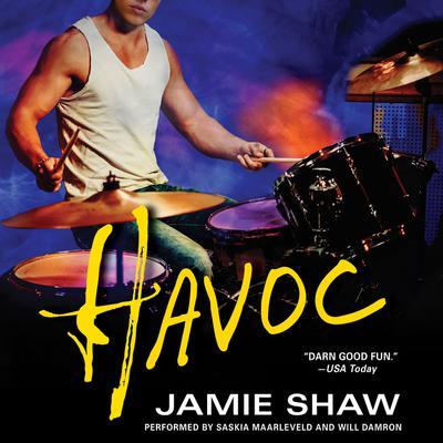 Havoc: Mayhem Series #4 Audiobook, by Jamie Shaw