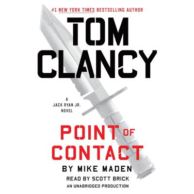 Tom Clancy Point of Contact Audiobook, by Mike Maden
