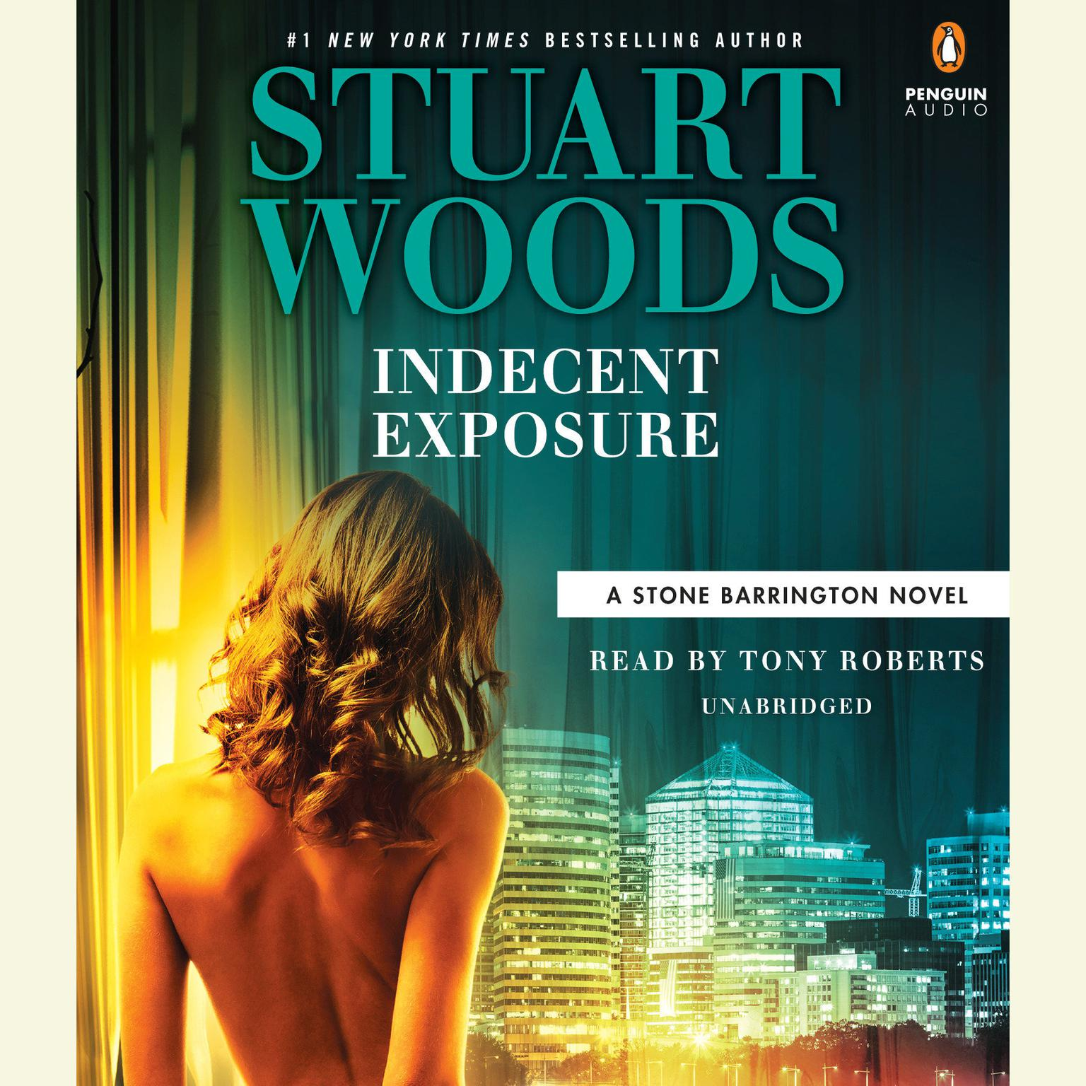 Printable Indecent Exposure Audiobook Cover Art