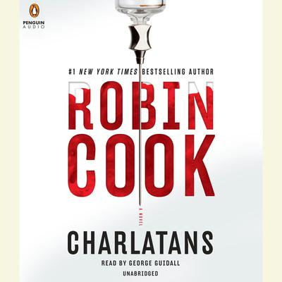 Charlatans Audiobook, by Robin Cook