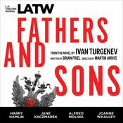 Fathers and Sons Audiobook, by Ivan Turgenev, Brian Friel