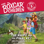 The Khipu and the Final Key Audiobook, by Dee Garretson, Gertrude Chandler Warner, JM Lee