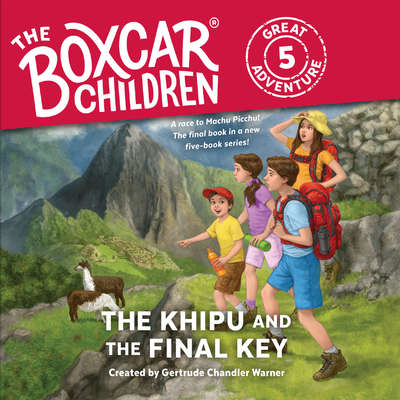 The Khipu and the Final Key Audiobook, by Dee Garretson