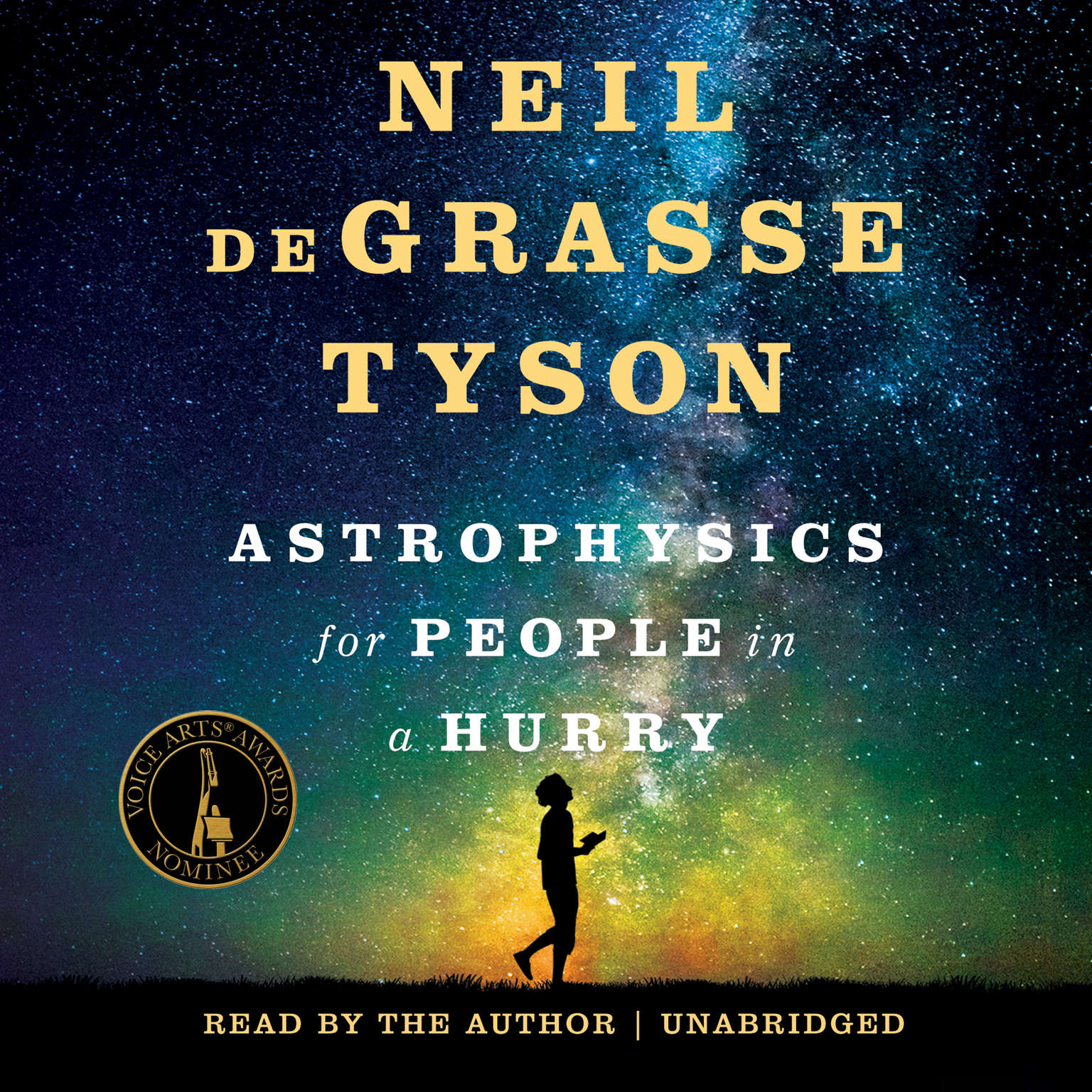 Printable Astrophysics for People in a Hurry Audiobook Cover Art