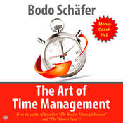The Art of Time Management Audiobook, by Bodo Schäfer