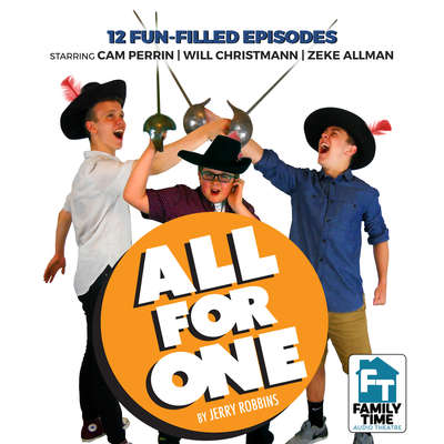 All For One! Audiobook, by Jerry Robbins