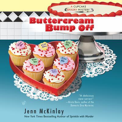 Buttercream Bump Off Audiobook, by