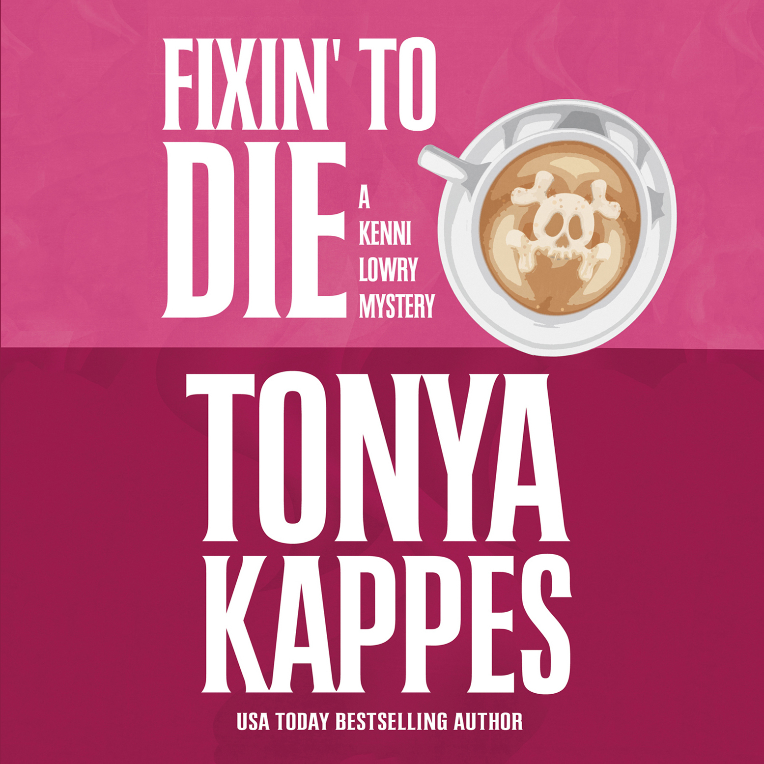 Printable Fixin' To Die Audiobook Cover Art