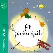 El principito Audiobook, by Antoine de Saint-Exupéry