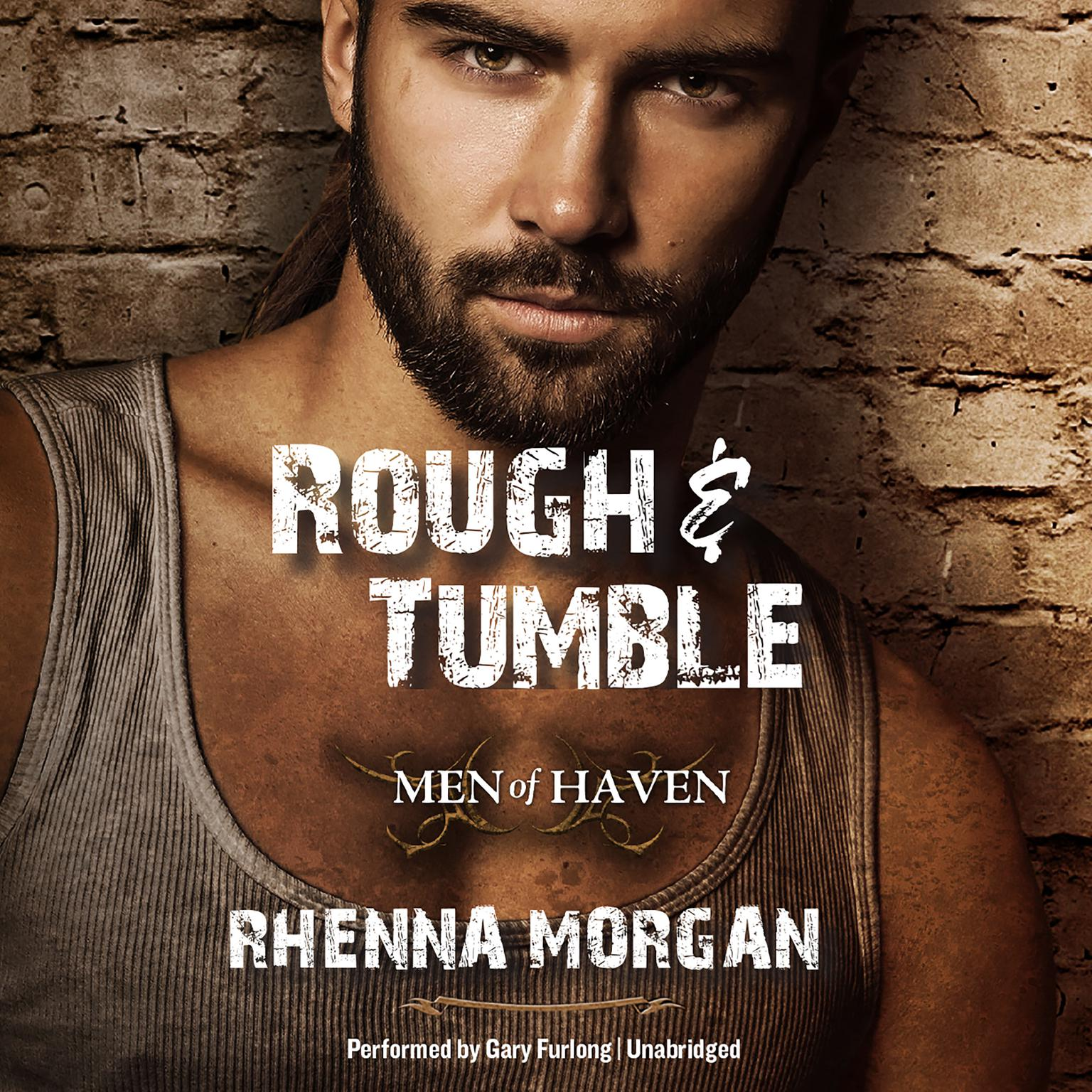 Printable Rough & Tumble Audiobook Cover Art