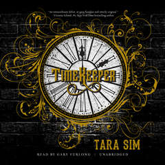 Timekeeper Audiobook, by Tara Sim