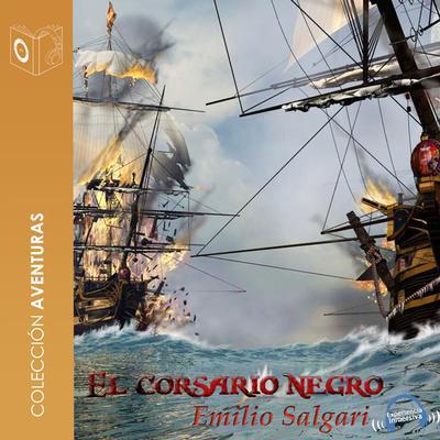 El Corsario Negro Audiobook, by Emilio Salgari