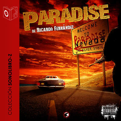 Paradise Audiobook, by Ricardo F. Martins