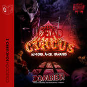 Dead Circus Audiobook, by Miguel Angel Naharro