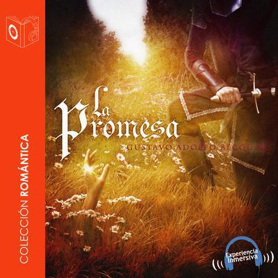 La promesa Audiobook, by Gustavo Adolfo Bécquer
