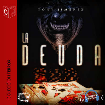 La deuda Audiobook, by Tony Jimenez